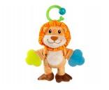 Munchkin Sonajero multi-texturado león