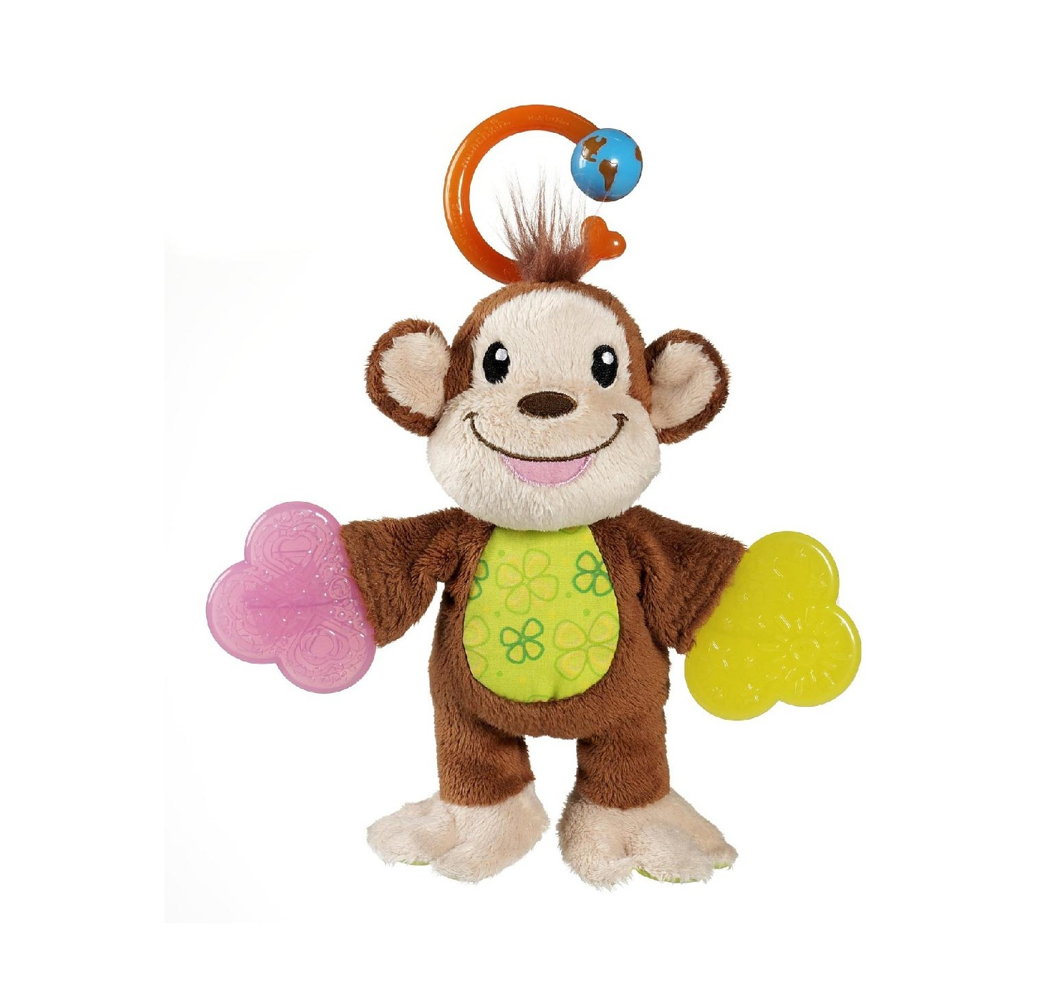 Munchkin Sonajero multi-texturado mono