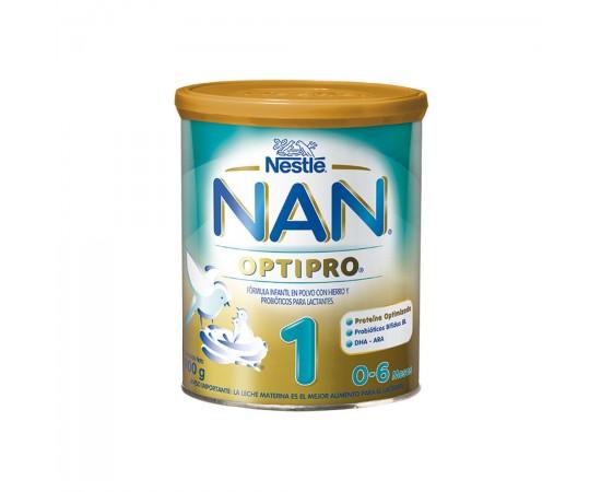 Nestlé Leche en polvo Nan OptiPro 1 (900 gr.)