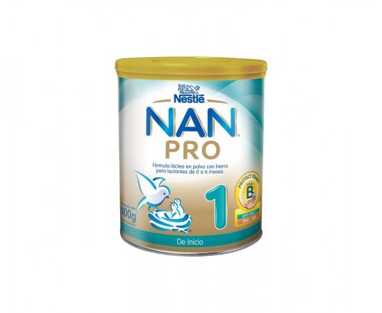 Nestlé Leche en polvo Nan Pro 1 (400 gr.)