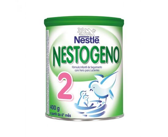 Nestlé Leche en polvo Nestogeno 2 (400 gr.)