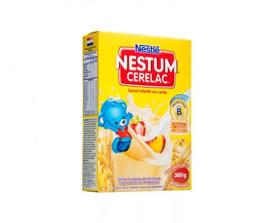 Nestlé Cereal infantil Nestum Cerelac (360 gr.)
