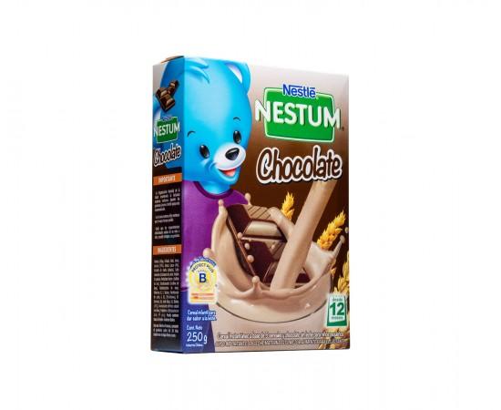 Nestlé Cereal infantil Nestum Chocolate (250 gr.)