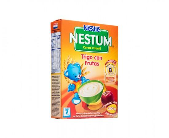Nestlé Cereal infantil Nestum Trigo con frutas (200 gr.)