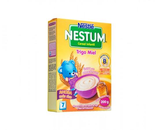 Nestlé Cereal infantil Nestum Trigo miel (200 gr.)