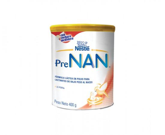 Nestlé Leche en polvo Pre - Nan (400 gr.)