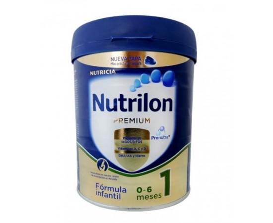 Nutrilon Premium 1 fórmula infantil (800 gr.)