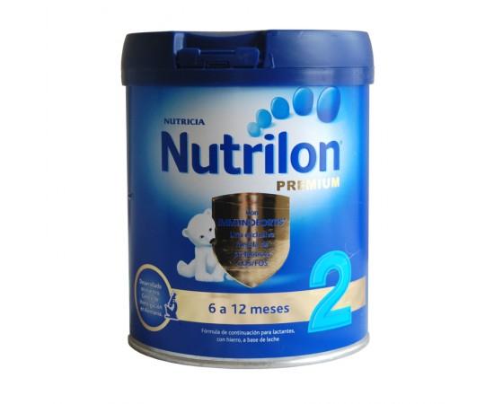 Nutrilon Premium 2 fórmula infantil (800 gr.)